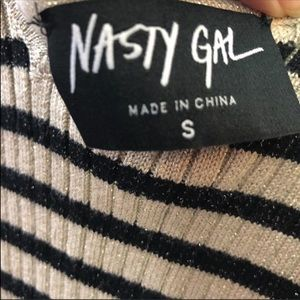 Nasty Gal Sweaters - Nasty Gal Small Deep V Neck Sweater